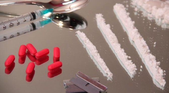 heroin epidemic | controlled substances still life